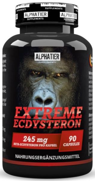 Extreme Ecdysteron - Alphatier Supplements