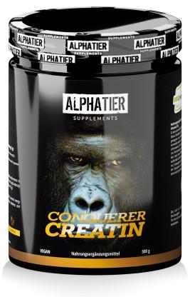Conquerer Creatin-Monohydrat (Creapure®) Pulver