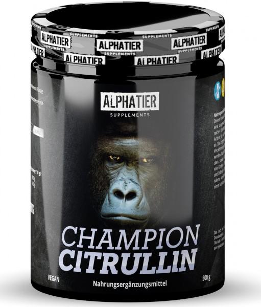 Champion Citrullin - L-Citrullin Malat Pulver 2:1