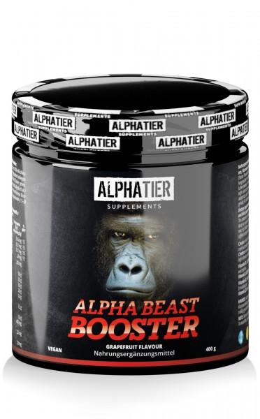 Alpha Beast Booster - Pre-Workout Shake