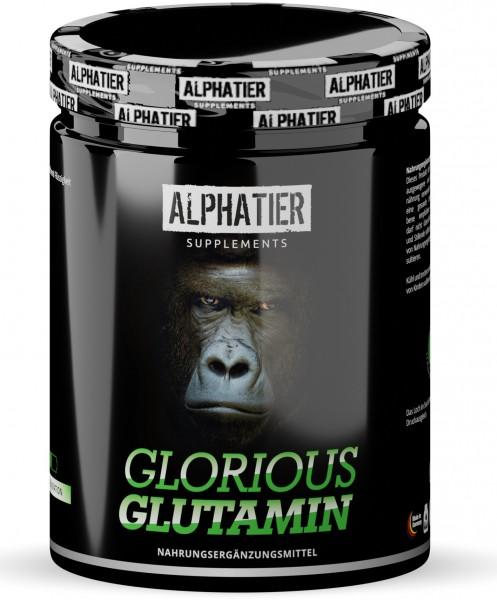 Glorious Glutamin - L-Glutamin Pulver